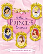 Disney 5-minute princess stories PDF