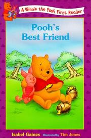 Cover of: Pooh's best friend by Ann Braybrooks
