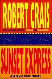 Cover of: Sunset express by Robert Crais