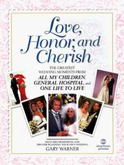 Love, Honor and Cherish PDF
