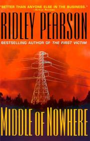 Middle of nowhere by Ridley Pearson