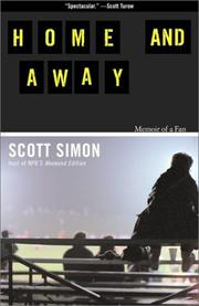 Home and Away by Scott Simon