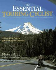 The essential touring cyclist by Richard A. Lovett