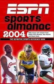 ESPN Sports Almanac 2004