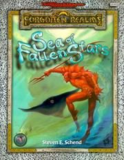 SEA OF FALLEN STARS (Advanced Dungeons & Dragons : Forgotten Realms  Campaign Expansion) PDF