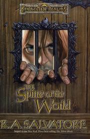 The spine of the world by R. A. Salvatore