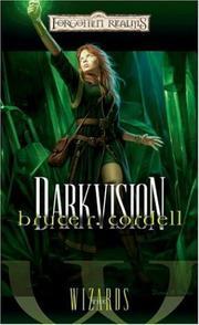 Darkvision (Forgotten Realms: The Wizards) PDF