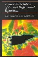 Numerical solution of partial differential equations by K. W. Morton