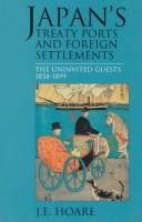 Japan's treaty ports and foreign settlements PDF