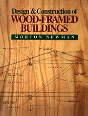 Design and construction of wood-framed buildings PDF