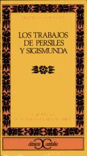 Los trabajos de Persiles y Sigismunda by Miguel de Cervantes Saavedra