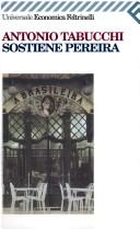 Sostiene Pereira by Antonio Tabucchi