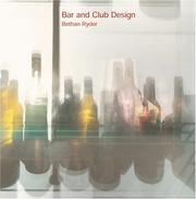 Bar and club design PDF
