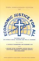 Economic justice for all by Catholic Church. National Conference of Catholic Bishops., Catholic Church. National Conference of Catholic Bishops