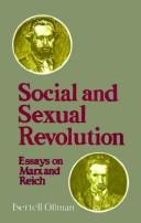 Social and sexual revolution by Bertell Ollman