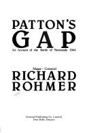 Patton's gap by Richard H. Rohmer