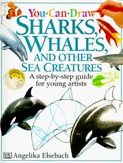 Sharks, whales, and other sea creatures by Angelika Elsebach