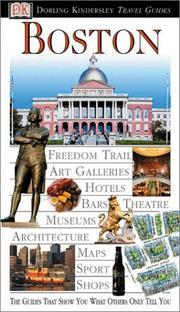 Eyewitness Travel Guide to Boston
