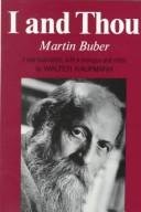 Ich und du by Martin Buber, Buber, Martin