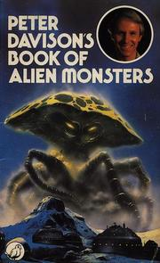 Cover of: Peter Davison's Book of Alien Monsters by