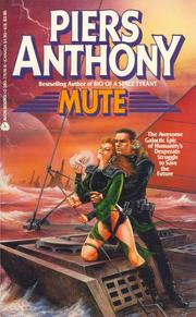 Cover of: Mute by Piers Anthony