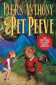 Cover of: Pet Peeve by Piers Anthony