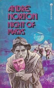 Cover of: Night of Masks