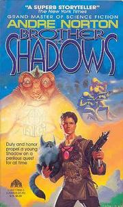 Cover of: Brother to Shadows