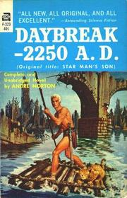 Cover of: Daybreak -- 2250 A.D.