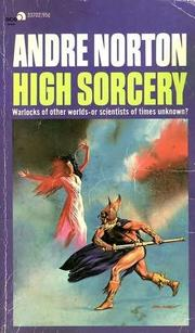 Cover of: High Sorcery