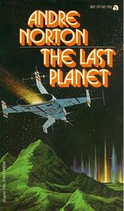 Cover of: The Last Planet