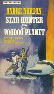 Cover of: Voodoo Planet & Star Hunter