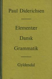 Elementaer Dansk Grammatik.