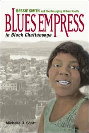 Blues empress in black Chattanooga by Michelle R. Scott