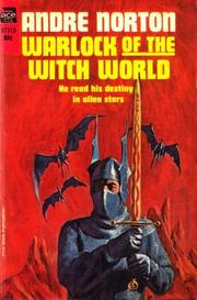 Cover of: Warlock of the Witch World