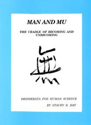 Cover of: Man and Mu by