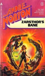 Cover of: Zarsthor's Bane