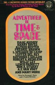 Cover of: Adventures in Time &amp; Space by edited by Raymond J. Healy and J. Francis McComas.