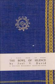 The Bowl of Silence PDF