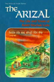 The Arizal by Nechemiah Piontac
