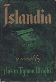 Islandia by Austin Tappan Wright