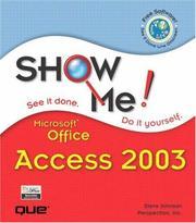 Show me Microsoft Office Access 2003 PDF