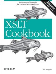 XSLT cookbook by Sal Mangano