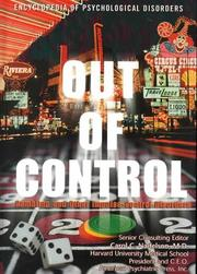 Out of control by Linda N. Bayer