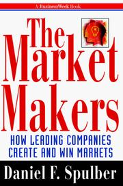 The market makers by Daniel F. Spulber