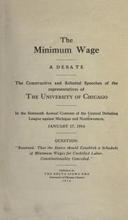 The minimum wage PDF