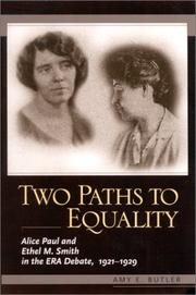 Two Paths to Equality PDF