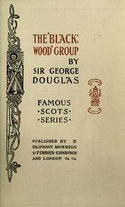 The Blackwood group by Douglas, George Brisbane Sir, bart.