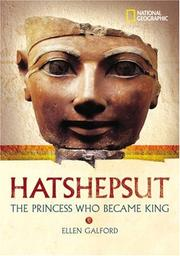 World History Biographies: Hatshepsut PDF