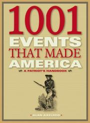 1001 events that made America PDF